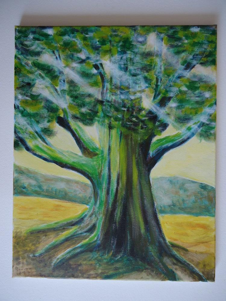 Grüner Baum (green tree)
