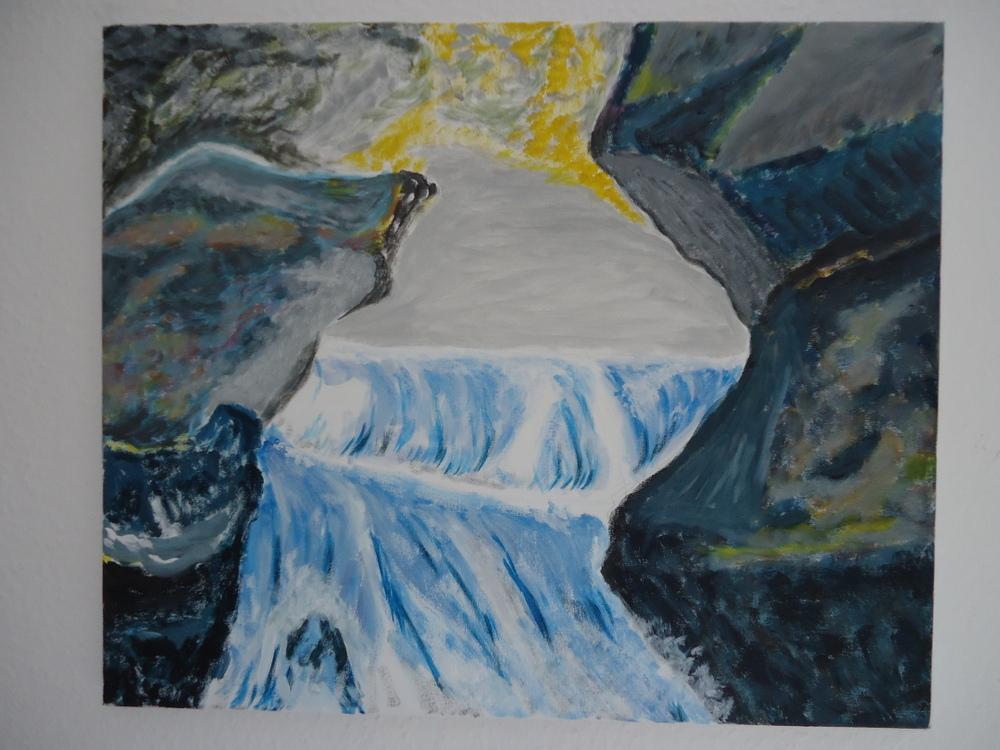 Wasserfall (cascade)