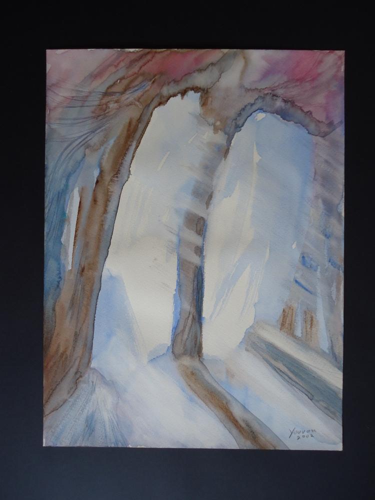 Eishöhle (the cave of ice)