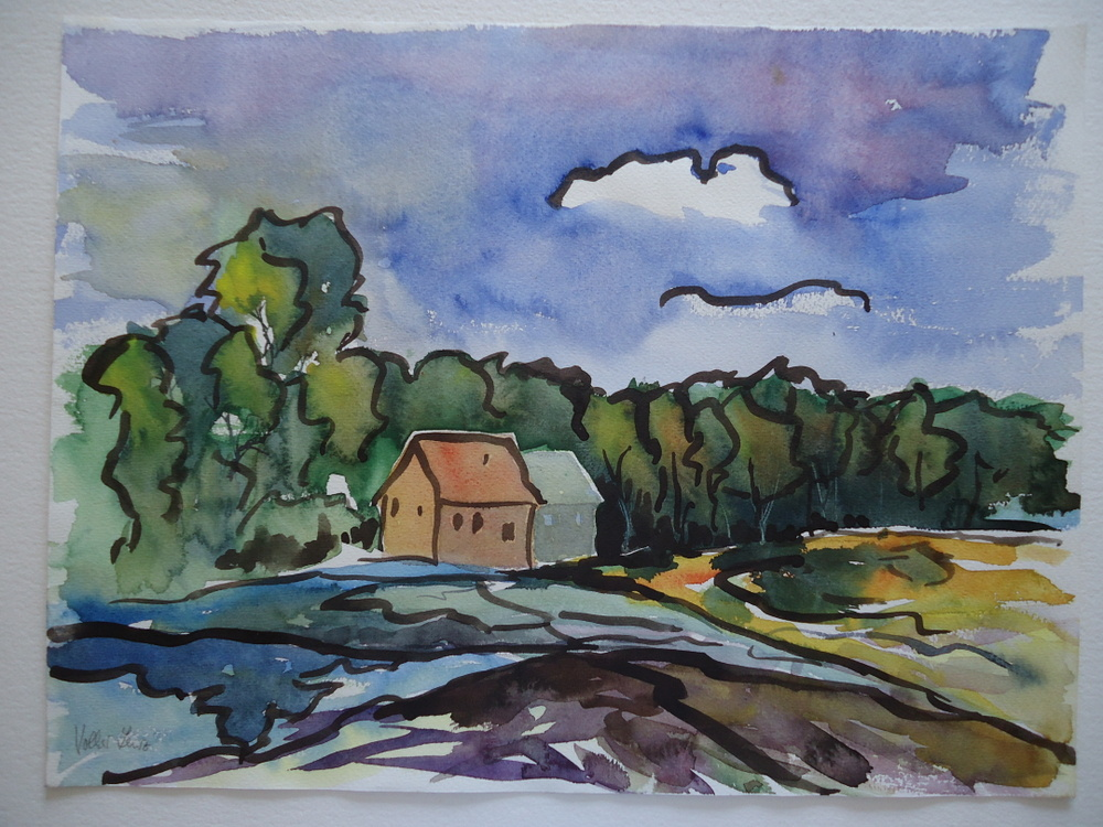 Gallery Watercolour 3 – 88