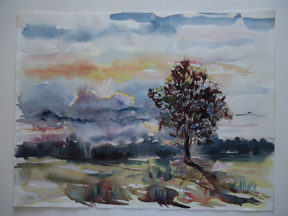 Gallery Watercolour 3 – 98